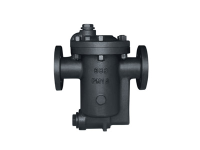 Inverted Bucket Steam Trap  883F  Flanged