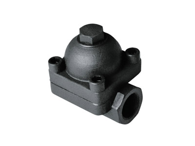 Bimetallic Steam Trap   BK Screwed